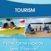 Storm Lake United - Tourism Standing Retractible Tradeshow Banner