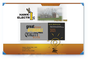View Hawk-i Electric's Website