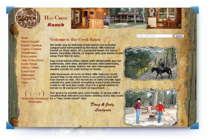 Hay Creek Ranch - Nemo, South Dakota